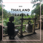 My short Northern Thai trip and a scooter accident